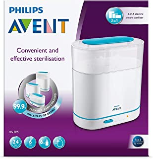 Philips Avent SCF285/01 3 In 1 Electric Sterilizer