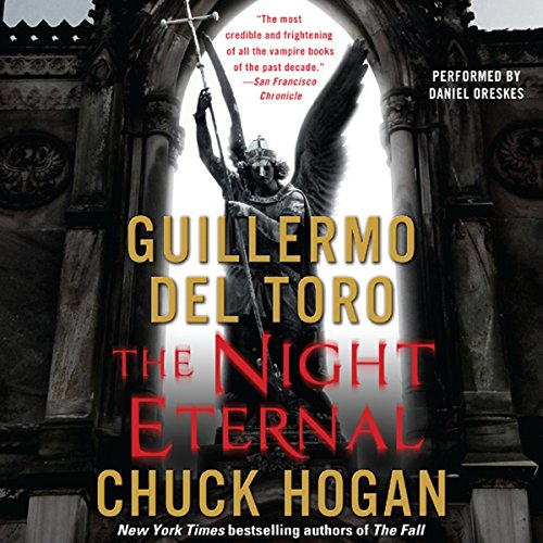 The Night Eternal audiobook cover art