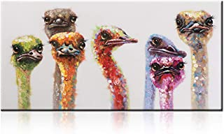 ostrich painting for sale