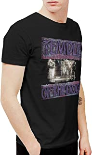 AlexisW Temple of The Dog Men's Tee Black