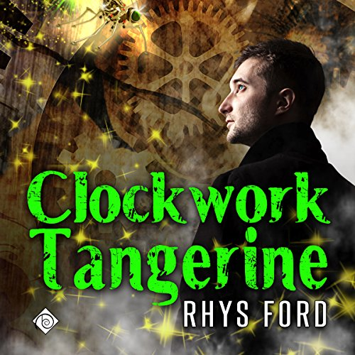 Clockwork Tangerine audiobook cover art