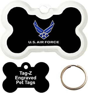 Customized AIR FORCE Pet Tag