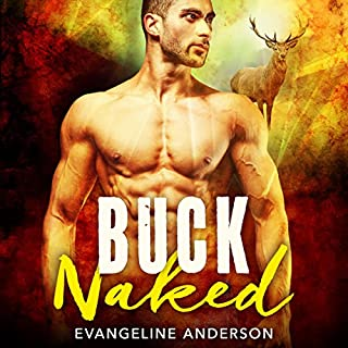 Buck Naked audiobook cover art
