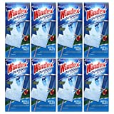 Windex All-In-One Window Cleaner Pads Refill - 2 ct - 8 pk