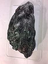 "Magic Mineral Stones 10"" FUCHSITE W/Garnet Rough RAW Natural Crystal Quartz Specimen Brazil"