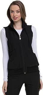 Break on Through HS500 Women's In-Vested Love Solid Scrub Vest