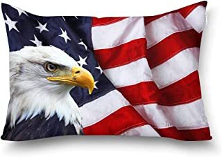 Best american flag waving with eagle Reviews