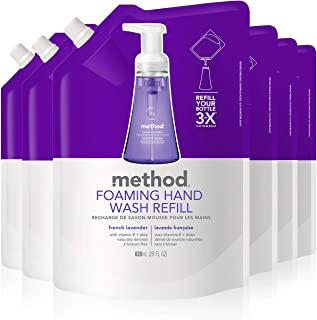 Best method foaming hand wash refill Reviews