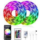 Daybetter Smart WiFi App Control Led Strip Lights Work with Alexa Google Assistant -32.8 feet