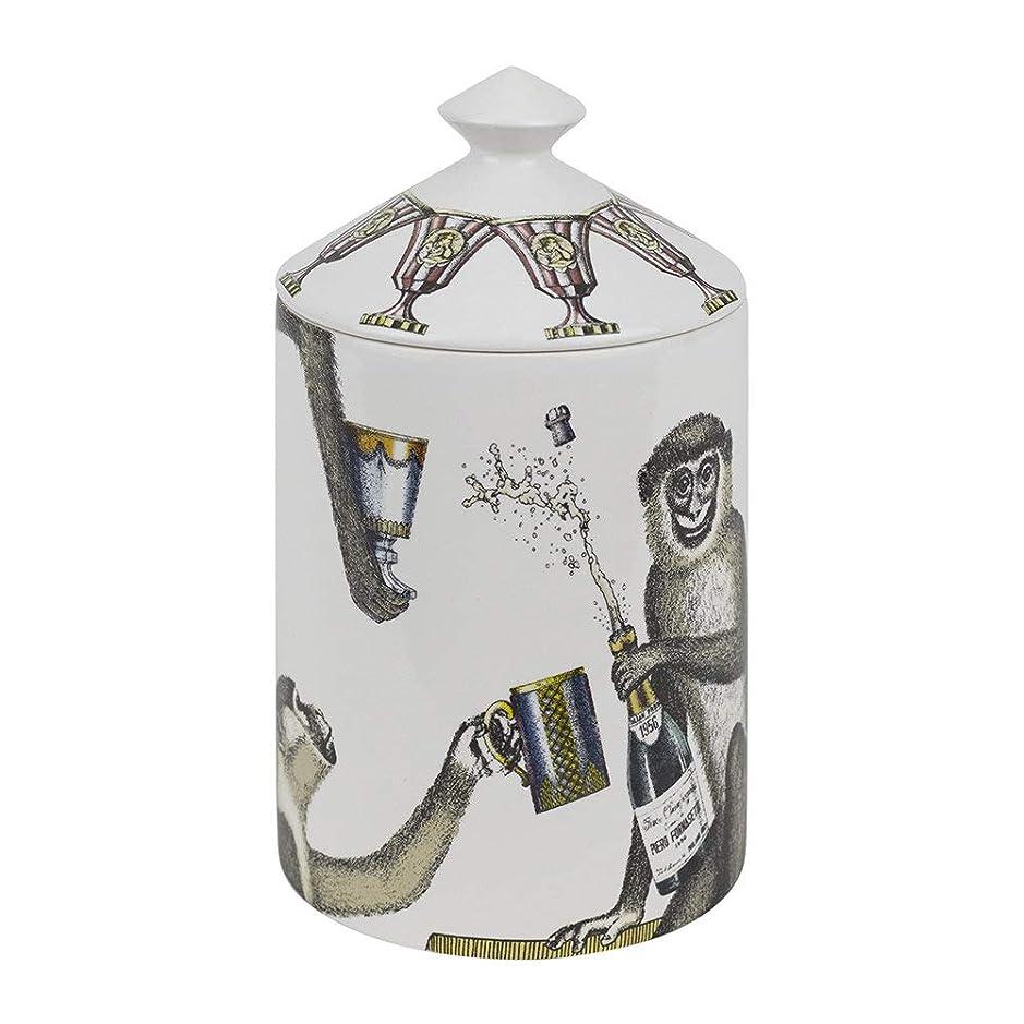 空港ブランク終わりフォルナセッティ アペリティーヴォ センテッド キャンドル 300g(Fornasetti Aperitivo Scented Candle 300g) [並行輸入品]