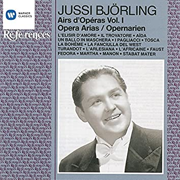 Jussi Björling - Opera Arias