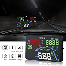 YICOTA Car HUD GPS Head Up Display 5.5