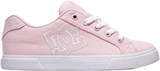 dc chelsea shoes pink