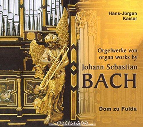 Bach: Orgelwerke Dom zu Fulda
