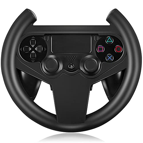 6339a137974 PS4 Gaming Racing Steering Wheel For PS4 Car Steering Wheel Driving Controller  Playstation 4 Accessories