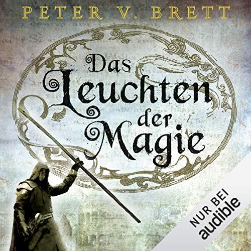 Das Leuchten der Magie audiobook cover art