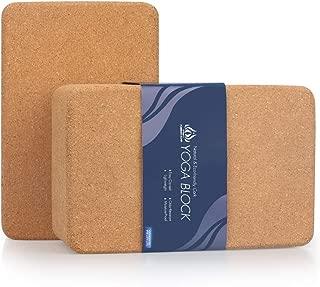 Forbidden Road Yoga Blocks (1PC/2PC) EVA Foam Yoga 4x6x9inch/ 3x6x9inch EVA Foam Yoga Bricks Blocks