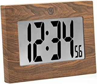 Best clocks made out of wood Reviews