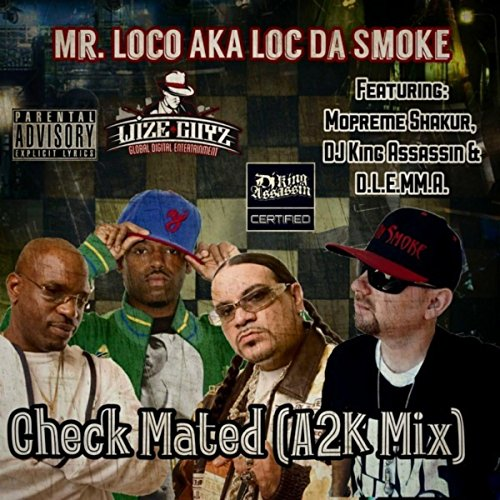 Check Mated [Explicit] (A2K Mix)