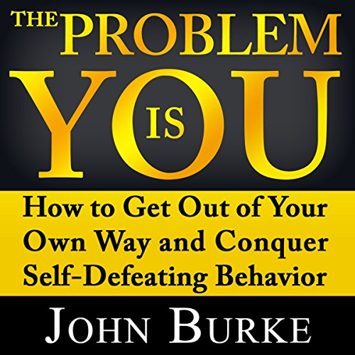 The Problem Is YOU audiobook cover art