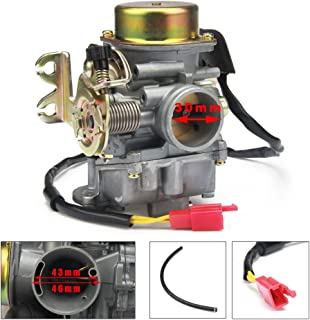 JFG RACING CVK 30mm CVK30 Carb Carburetor Moped Motor Motorcycle ATV Scooter GY6 150CC 200CC 250CC Keihin