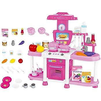 Hello Kitty Kitchen Cafe Just Play Import 15996 Kitchen Playsets