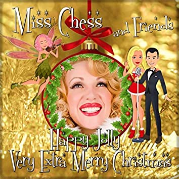 Happy Jolly Very Extra Merry Christmas (feat. Frank Bennett, Tim Watson, Dunja Lavrova, Isabella Dunwill, Sarah C, Maya Weiss, Kamahi Djordon King, Constantina Bush, George Kapiniaris & Australian Children's Choir)