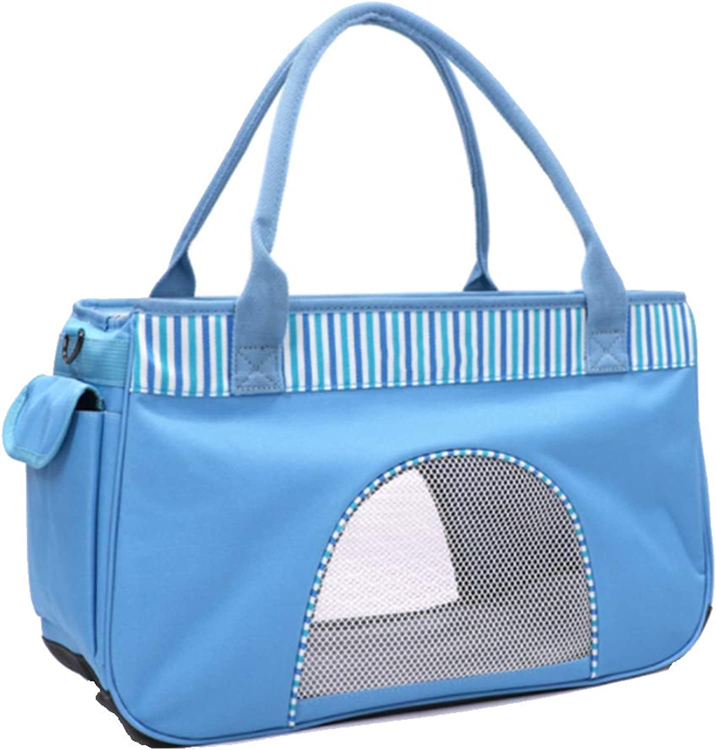 Pet Carrier Handbags Tote Bags for Dogs Cats Breathable Mesh Fashion Shoulder Bags,Lightweight Animals Bags