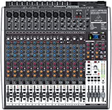 consola behringer 2 canales