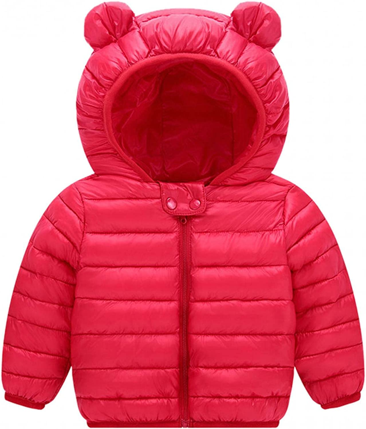 Toddler Kids Baby Grils Boys Hooded Jacket J Down Puffer Outdoor Free shipping anywhere in the New color nation