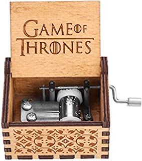 Romely´s Gift Store Caja Musical Game of Thrones (Wood)