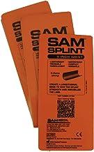 Sponsored Ad - SAM Splint 3X Combo Pack Orange/Blue Flat by Rescue Essentials by SAM Medical