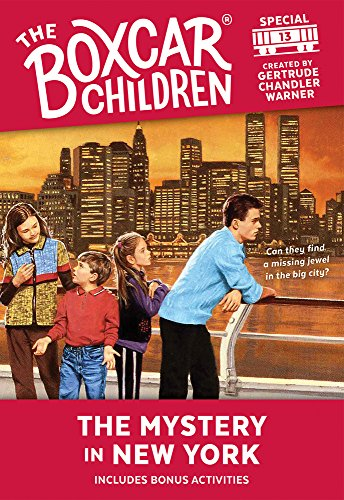 The Mystery in New York (The Boxcar Children Special, No. 13)