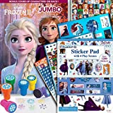 Disney Frozen 2 Coloring Book Activity Set with Sticker