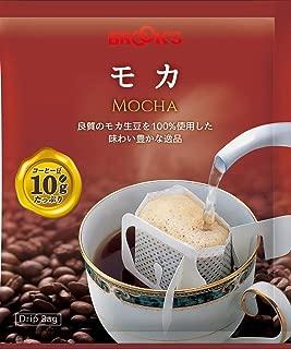 ブルックス モカ 10g×90袋 ドリップバッグコーヒー 珈琲 BROOK'S BROOKS