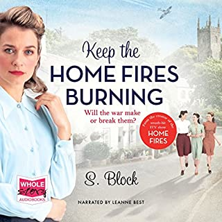 Keep the Home Fires Burning cover art
