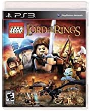 lord of the rings games on ps3