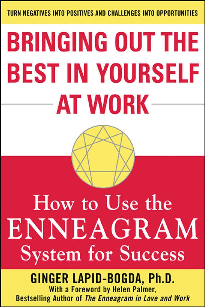 Image OfBringing Out The Best In Yourself At Work: How To Use The Enneagram System For Success