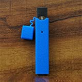 ModShield for JUUL Silicone Case ByJojo Protective Cover Shield Wrap Skin (Blue)