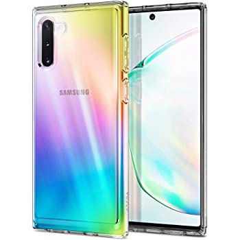 Spigen Ultra Hybrid Designed for Samsung Galaxy Note 10 Case (2019) - Crystal Clear