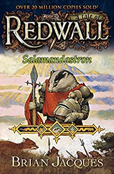 Salamandastron: A Tale from Redwall by [Brian Jacques, Gary Chalk]