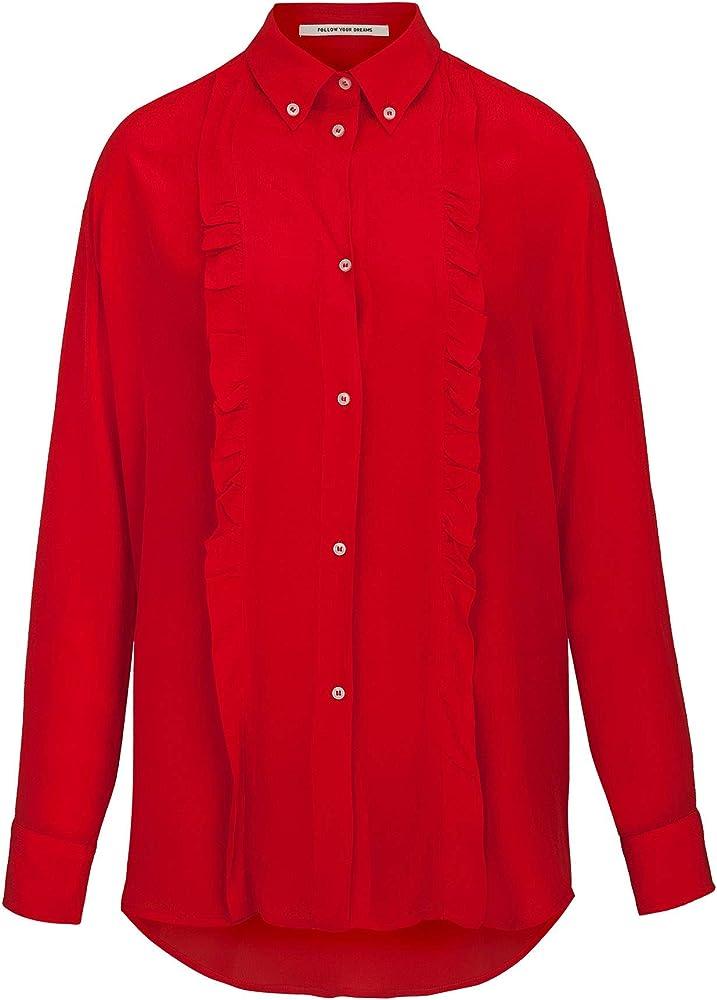 Replay,camicia per donna,in viscosa W2810.000.82798_663