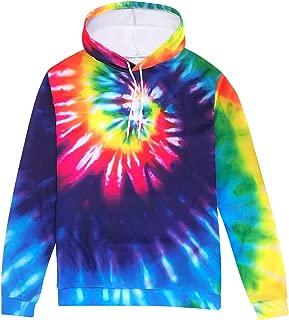 Best tie dye hooded sweatshirt Reviews