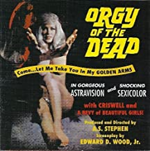 Orgy Of The Dead 1965 Film