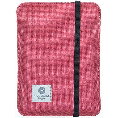 Ridgebake für IPad Tasche, pink, 20 x 10 x 2 cm