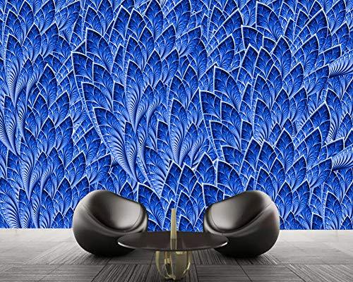 Preisvergleich Produktbild Wxlsl Tapete Benutzerdefinierte 3D Wandbild Exquisite Ultra Hd Abstrakte Kunst Muster Tv Hintergrundbild Wohnzimmer Schlafzimmer Schönes Wandbild-200Cmx140Cm