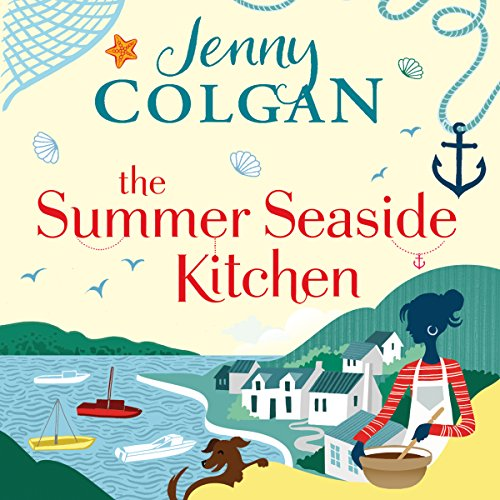The Summer Seaside Kitchen cover art
