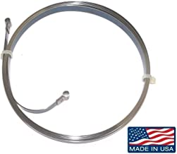 Rope Start Rewind Recoil Spring for Johnson Evinrude 3 5.5 7.5 10 15 18 20 25 28 30 35 HP 1950-1997 See Product Details for Exact Applicarions Replaces 18-6501 395460, 307573