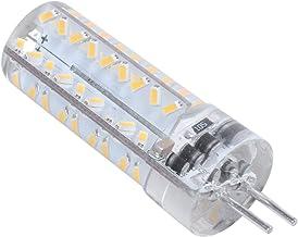 JVSISM GY6.35 dimming Compatible 3W 72 SMD 3014 LED Bulb lamp Warm White AC 220 V - 240 V