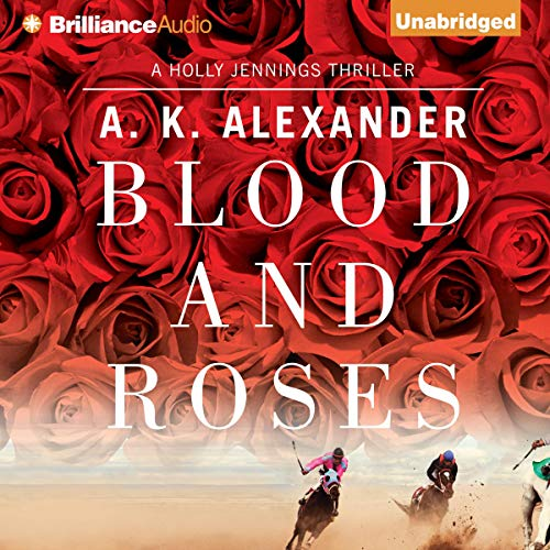 Blood and Roses  By  cover art